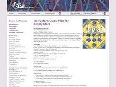 SIMPLY STARS Lesson Plan