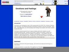 Emotions and Feelings Lesson Plan