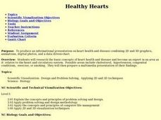 Healthy Hearts Lesson Plan