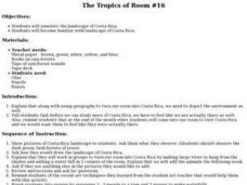 The Tropics of Room 16 Lesson Plan