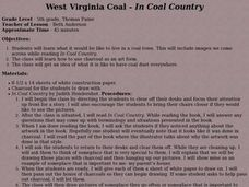 West Virginia Coal - In Coal Country Lesson Plan