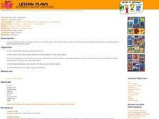Banners with a Message II Lesson Plan