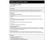 You Are What You Read Lesson Plan