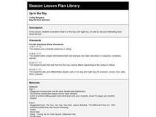 Up in the Sky Lesson Plan