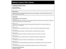 Looking for More Clues Lesson Plan