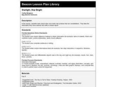 Starlight, Star Bright Lesson Plan