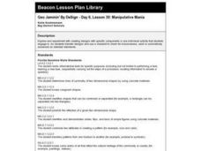 Manipulative Mania Lesson Plan