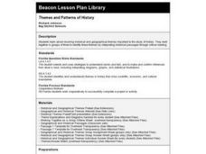 Themes and Patterns of History Lesson Plan