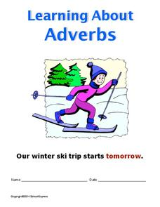 Adverbs 2 Worksheet