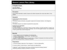 A Graphic Scene Lesson Plan