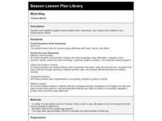 Blind Alley Lesson Plan