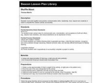Shuffle About Lesson Plan
