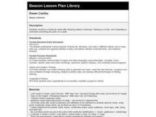 Dream Castles Lesson Plan