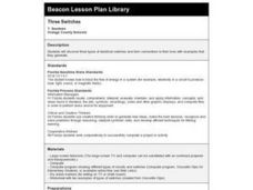 Three Switches Lesson Plan