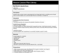 My World is Upside Down Lesson Plan