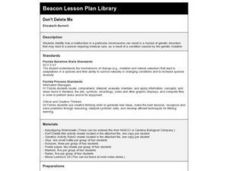 Don't Delete Me Lesson Plan