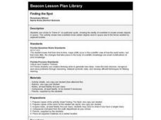 Finding the Spot Lesson Plan