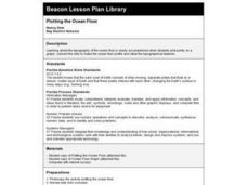 Plotting the Ocean Floor Lesson Plan