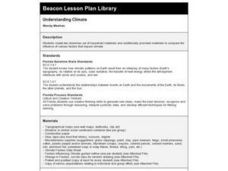 Understanding Climate Lesson Plan