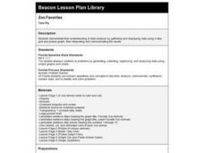 Zoo Favorites Lesson Plan