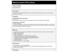 Twix-n-Tween Lesson Plan