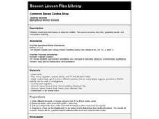 Common Sense Cookie Shop Lesson Plan