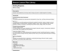 Building Blueprints Lesson Plan