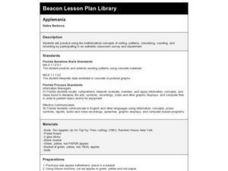 Applemania Lesson Plan