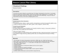 Chessboard Challenge Lesson Plan