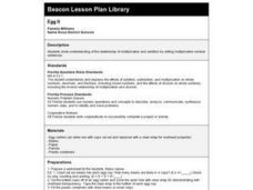 Egg It Lesson Plan