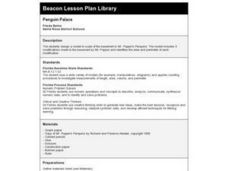 Penguin Palace Lesson Plan