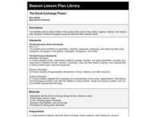 The Stock Exchange Phase I Lesson Plan