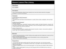 Data Daze Lesson Plan