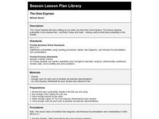 The Oreo Express Lesson Plan