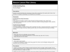 Understanding Area Lesson Plan