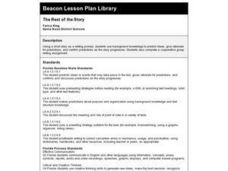 The Rest of the Story Lesson Plan
