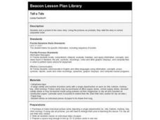 Tell a Tale Lesson Plan