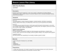 Safe from the Storm Lesson Plan