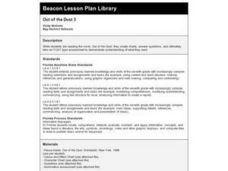 Out of the Dust 3 Lesson Plan
