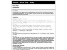 News View Lesson Plan
