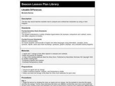 Lideable Differences Lesson Plan
