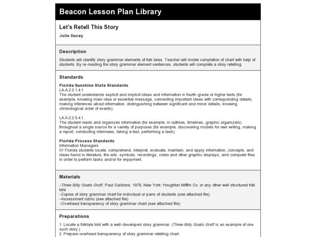 5e Lesson Plan Template 5e Lesson Plan Template School New York