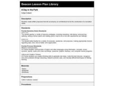 A Day in the Park Lesson Plan