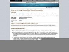 Living on the Fringe Lesson Plan:  Maroon Communities Lesson Plan