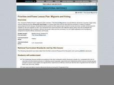 Migrants and Voting Lesson Plan