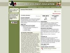 Colorful Feelings Lesson Plan