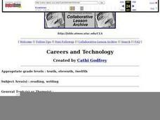 Careers and Technology Lesson Plan