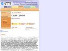 Cyber Combos Lesson Plan