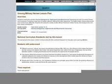 Unsung Military Heroes Lesson Plan