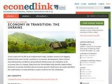 Economy in Transition: The Ukraine Lesson Plan